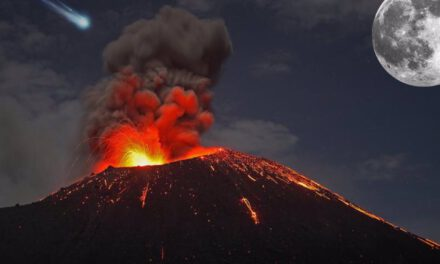 ¿Cómo sabemos cuándo va a entrar en erupción un volcán?
