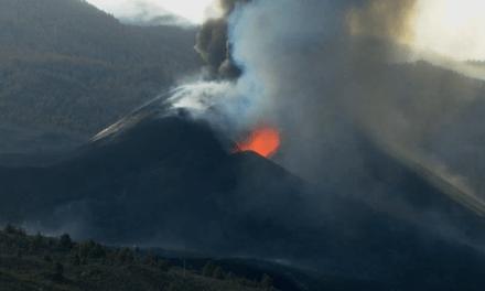 Última hora sobre el volcán de La Palma, síguelo en directo aquí