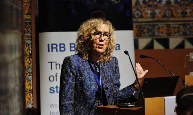 """<span style='font-size:18px;'>Elaine Fuchs, bióloga molecular e investigadora en el Howard Hugues Medical Institute<br></span> Entrevista: """"Las células madre del cáncer pueden ser el gran obstáculo a los tratamientos"""""""