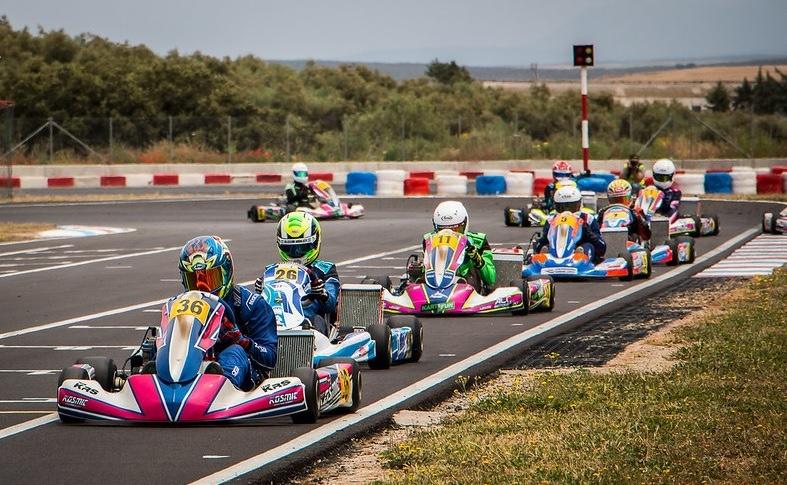 La FIA elige al Circuito de Campillos, en Málaga, como sede de una prueba del Campeonato del Mundo de Karting