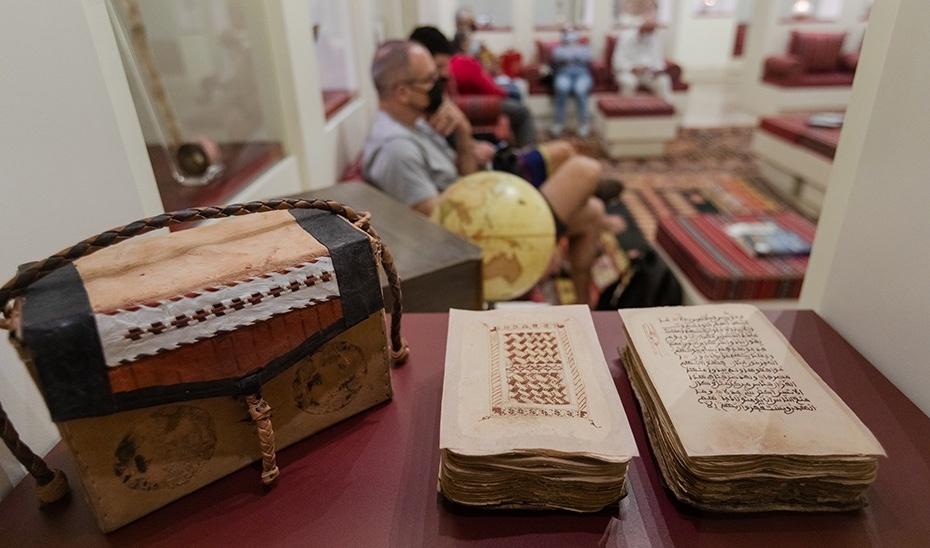 'El Majlis. Diálogo entre culturas' en la Alhambra de Granada