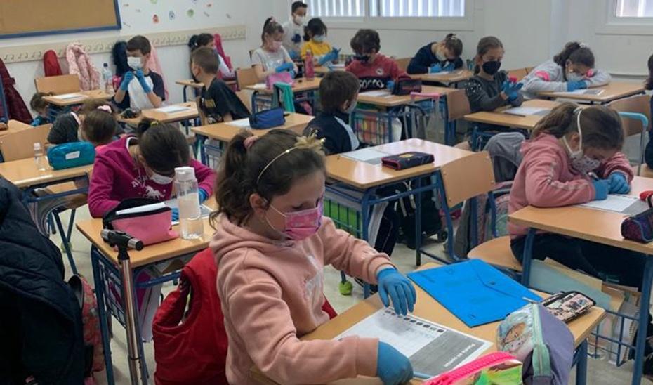 """El interés por la investigación aeroespacial """"se dispara"""" en los centros educativos de Andalucía"""