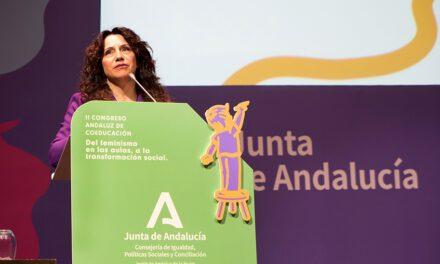 """La Junta quiere """"educar en igualdad"""" en todas las etapas educativas en Andalucía"""